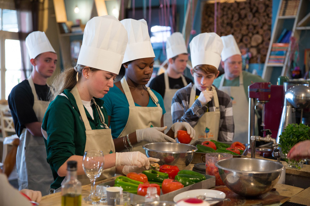 Cooking Class in Nafplio